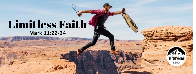 Limitless Faith banner